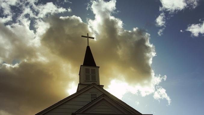위를 향하는 예배